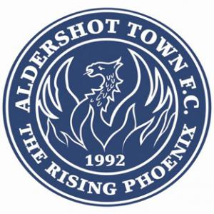 Hampshire Chronicle: Football Team Logo for Aldershot Town