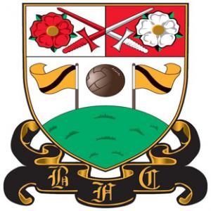 Hampshire Chronicle: Football Team Logo for Barnet