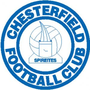 Hampshire Chronicle: Football Team Logo for Chesterfield