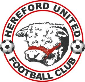 Hampshire Chronicle: Football Team Logo for Hereford United