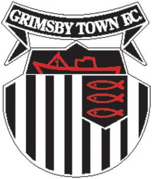 Hampshire Chronicle: Football Team Logo for Grimsby Town