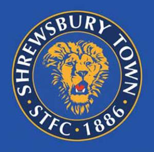 Hampshire Chronicle: Football Team Logo for Shrewsbury Town