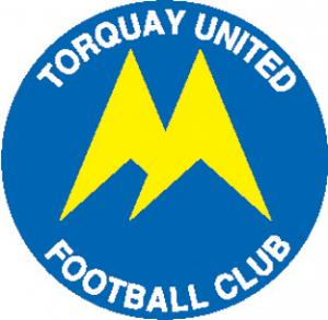 Hampshire Chronicle: Football Team Logo for Torquay United