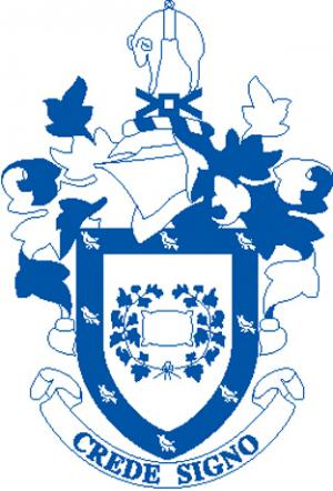 Hampshire Chronicle: Football Team Logo for Rochdale