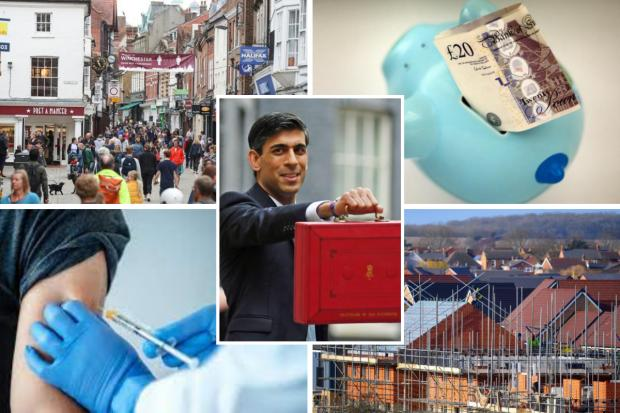 Budget 2021 live as Rishi Sunak to announce furlough extended to September