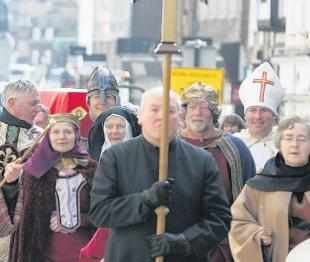 Day of celebration honours King Alfred