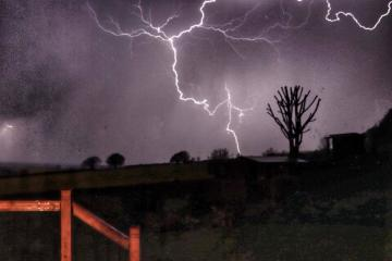 Hour-by-hour forecast as thunderstorms set to hit Hampshire