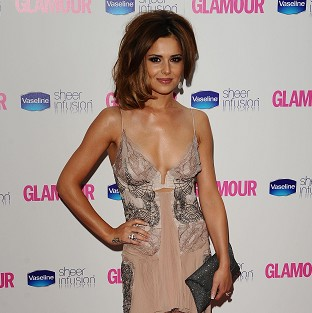 Cheryl Cole was named Woman Of The Year