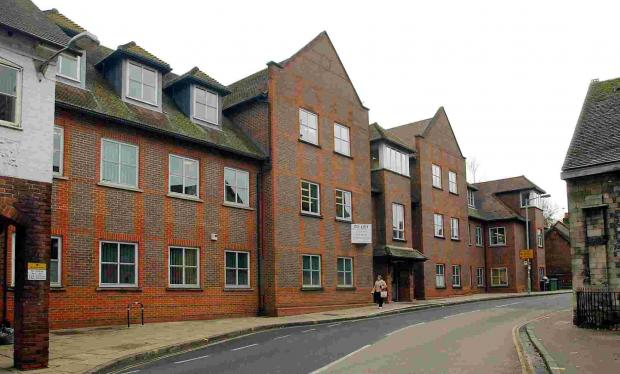 Hampshire Chronicle: Avalon House in Winchester