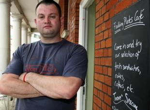 Café name is a slur on regiment, say veterans
