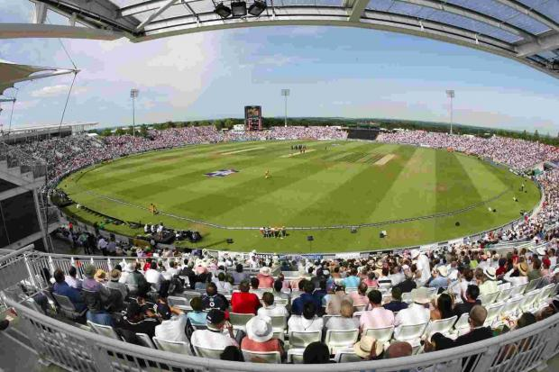 Tickets still available for Ageas Bowl international