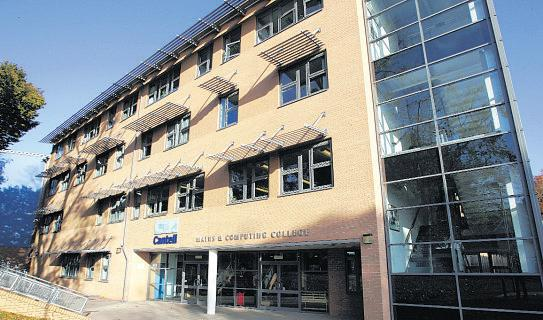 Cantell Maths and Computing College