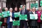 Campaigners have battled to save Barton Farm for almost 15 years