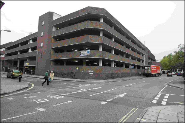 Part of Friarsgate multi-storey car park in Winchester closed after safety inspection