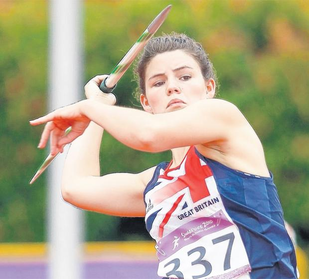 Hampshire Chronicle: Freya Jones