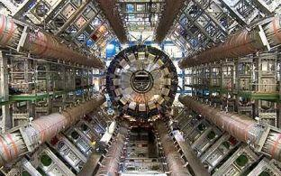 Hampshire Chronicle: CHANGE: Large Hadron Collider