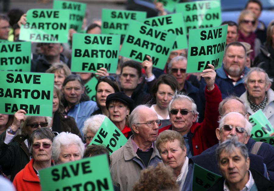 New public forum proposed for Barton Farm development