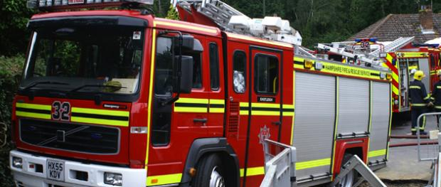 Hampshire Fire and Rescue Service are thanking volunteers for their 'invaluable contribution'.