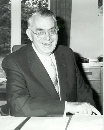 Peter Martin, who became director of Hampshire Council of Community Service in 1955 and held the post for 31 years