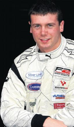 MOTOR RACING: Stoneman impresses in single-seater comeback