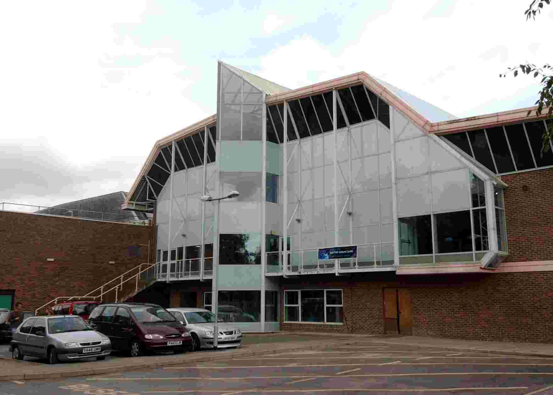 Complaint over handling of River Park Leisure Centre contract
