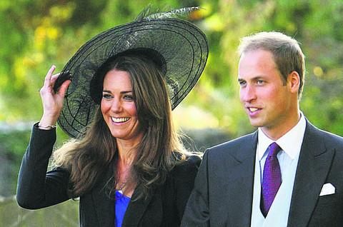 Prince William and Kate Middleton are expecting their first child