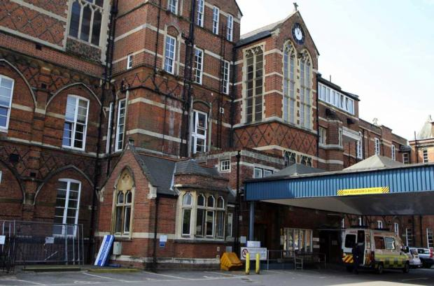 Health bosses say blood tests will stay at Royal Hampshire County Hospital after concerns were raised over losing the service