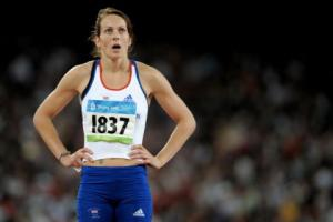 Athlete Kelly Sotherton reunited with stolen Commonwealth medal as postman strikes gold