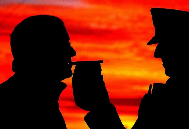 Arrests up in Christmas drink drive campaign across Hampshire