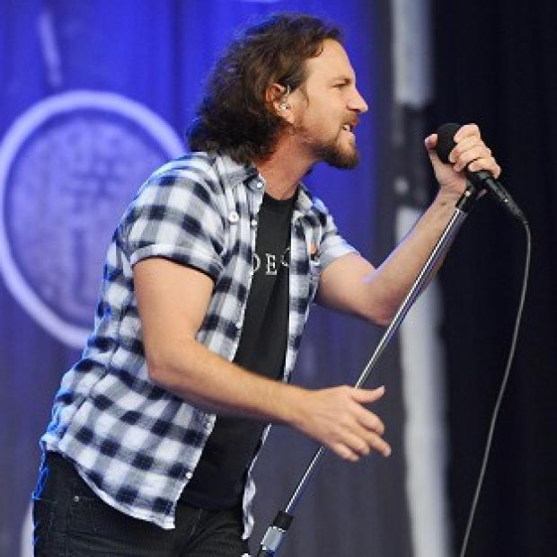 Pearl Jam are to play at the Isle of Wight Festival