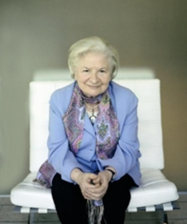 Baroness James of Holland Park is one of the UK's best loved authors