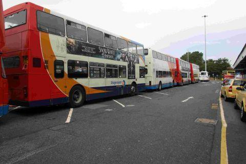 Extra evening bus services for Winchester suburbs