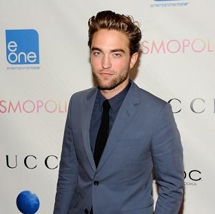 Robert Pattinson said his new film, Cosmopolis, was a gift