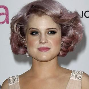Kelly Osbourne is currently developing her own fashion line
