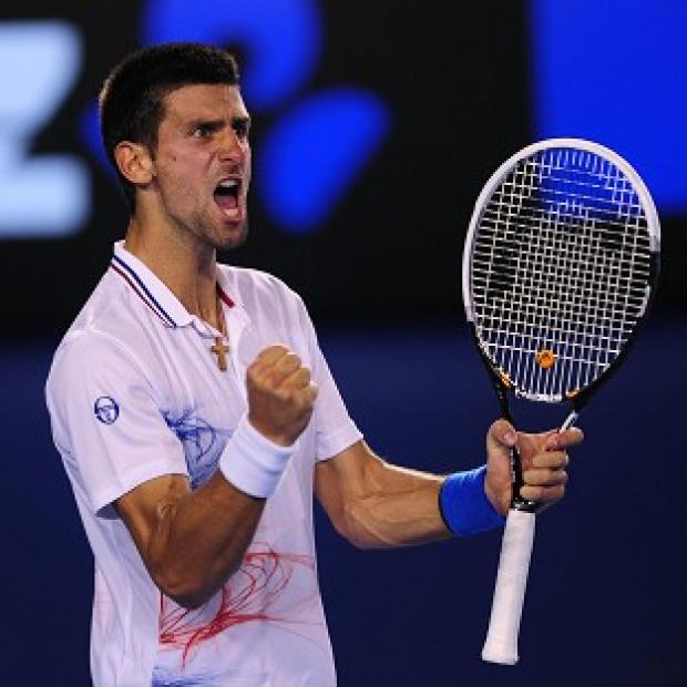 Novak Djokovic was in devastating form at the US Open