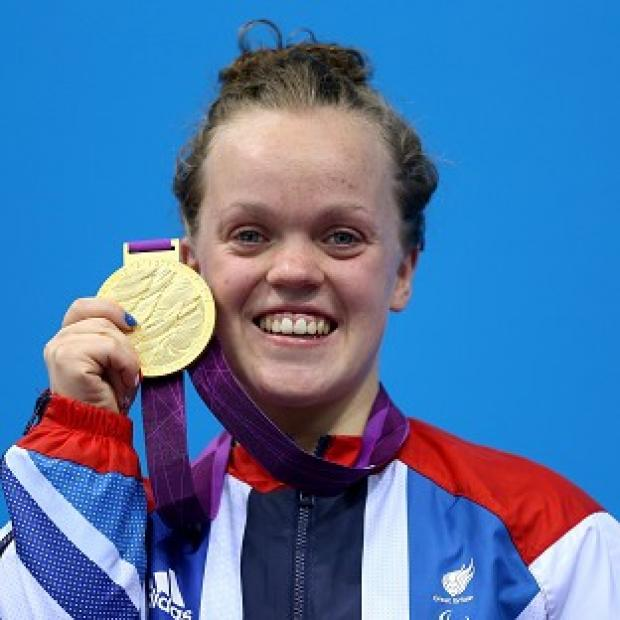 Almost three million viewers tuned in to Channel 4 to see swimmer Ellie Simmonds win gold with a new world record