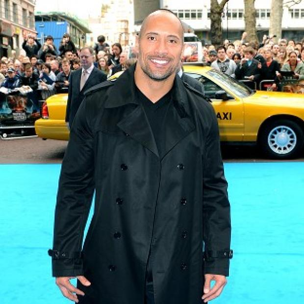 Dwayne Johnson reportedly foiled a real-life burglary