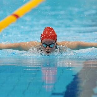 Ellie Simmonds won her second gold medal of the Paralympics in the SM6 individual medley