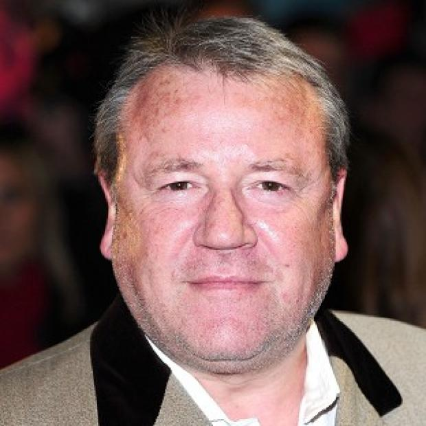 Ray Winstone slammed the use of private investors in movies
