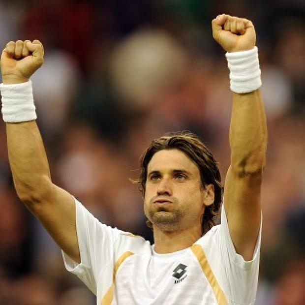 Spain's David Ferrer dropped only one set on his way to the fourth round of the US Open