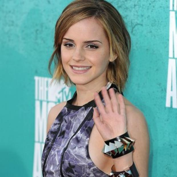 Emma Watson reckons the boys didn't like her short hairdo