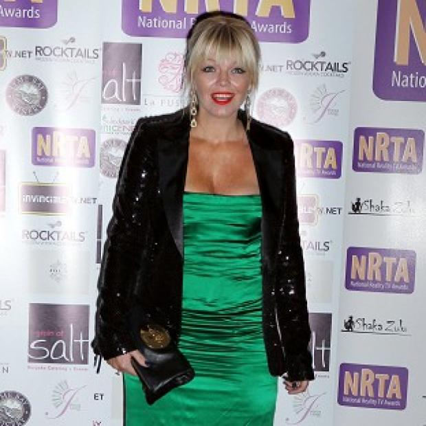 Kate Thornton has tweeted about being mugged