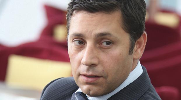 Saints chairman Nicola Cortese