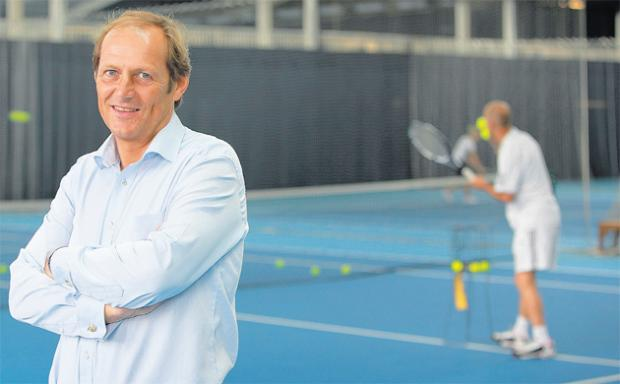 Ian Edmunds, general manager at David Lloyd Fitness Club in Southampton