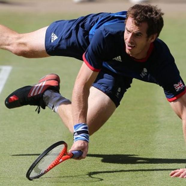 Dunblane's Andy Murray is yet to win a grand slam title