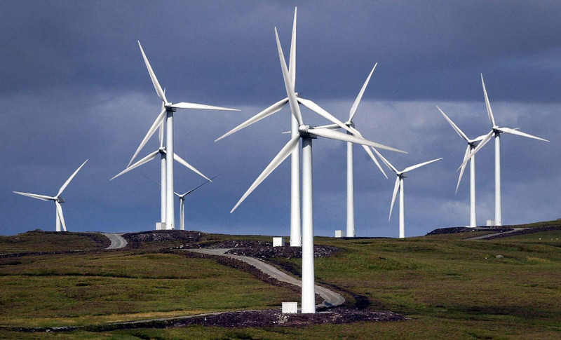 Up to 17 turbines could be erected at Bullington Cross in EDF's wind farm plans