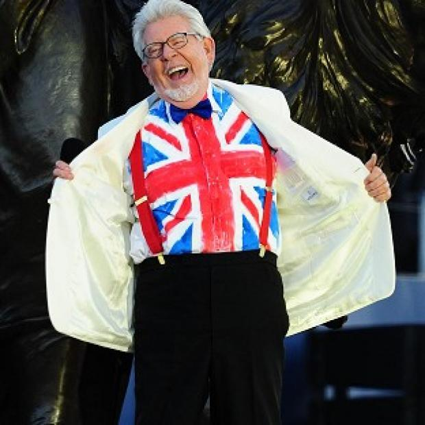 Rolf Harris will front a new show on Channel 5