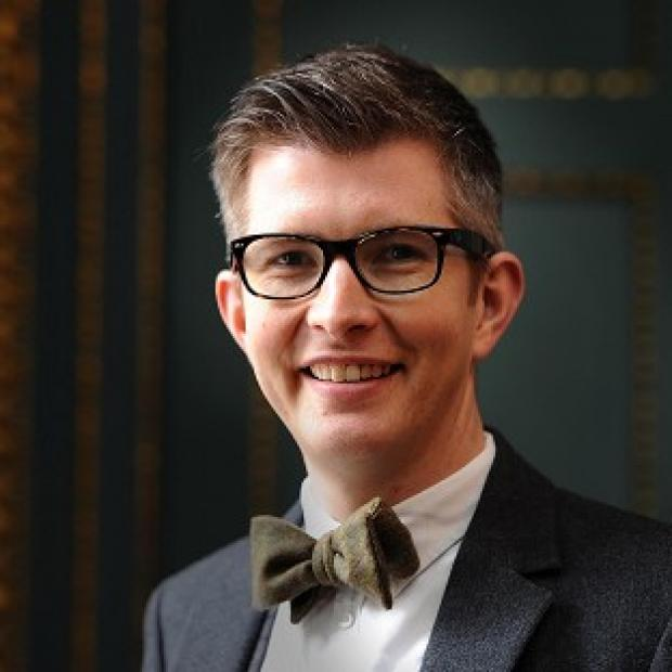 Gareth Malone won't be taking on The X Factor in the charts this year