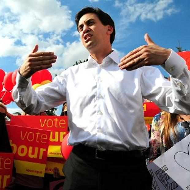 Ed Miliband said the 'creativity' of capitalism had to be harnessed and made 'more decent' and 'humane'