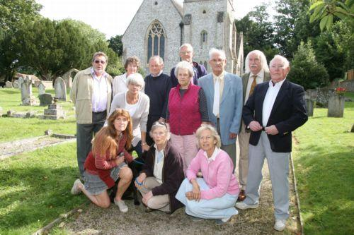 Villagers fight to save threatened church near Winchester